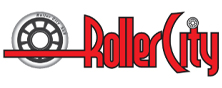 Roller City logo, click it to show the offer